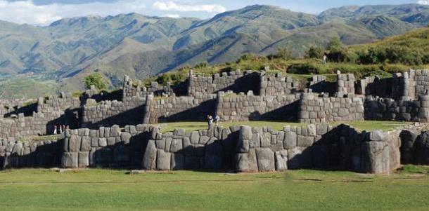 2. Saksaywaman