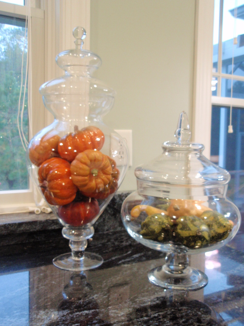 Modern vintage coastal happy thanksgiving welcome to my home they were on clearance at hobby lobby and were actually autumn picks used for floral arrangements i just pulled the metal pick out and used them as jar reviewsmspy
