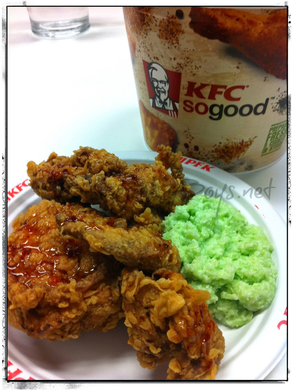 KFC Sweet Chili Crunch Chicken