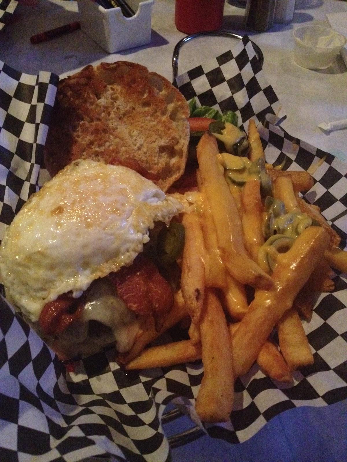 Long Island Cheeseburger