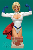 Power Girl (DC Comics) Character Review - Bust Product 2