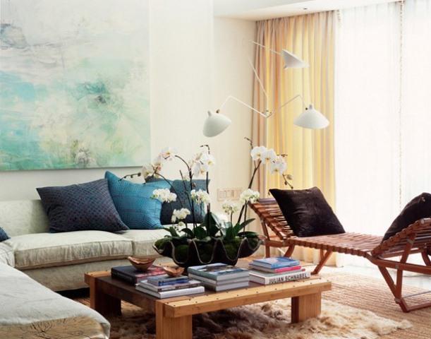 tips dekorasi ruang tamu cantik desain gambar furniture
