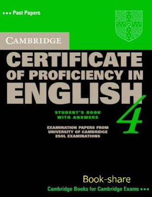 Welcome to man kor ey mar 11 2011 cambridge certificate of proficiency in english 4 students book with answers by cambridge esol publisher c u p 2006 192 pages isbn 0521611520 pdf fandeluxe Image collections