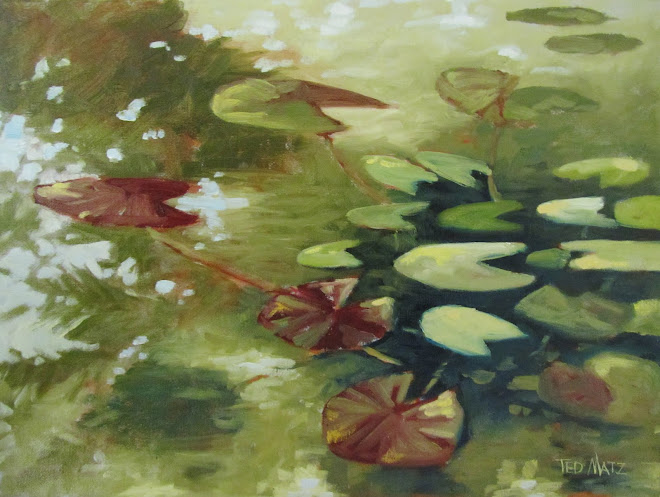 Four Arts Lily Pads One