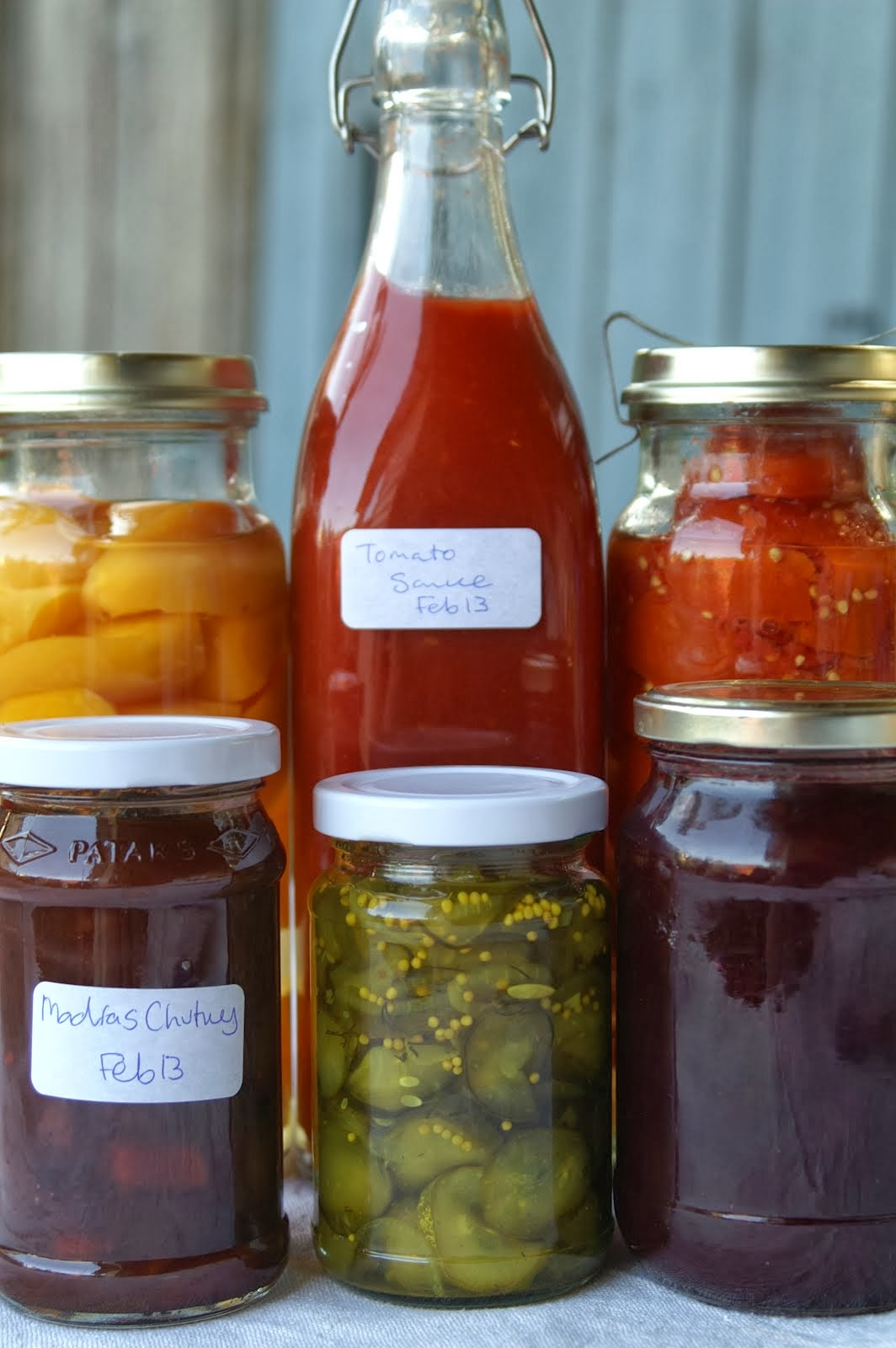 Jams, Pickles and Preserves Masterclass