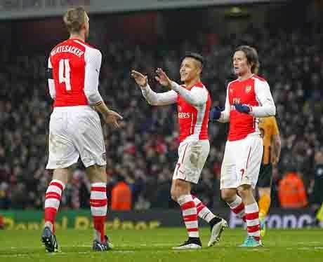 'Kemenangan yang Pantas untuk Arsenal'