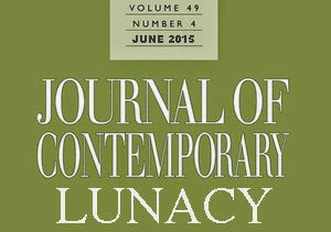 James Mason's Blog -or- The Journal of Contemporary Lunacy