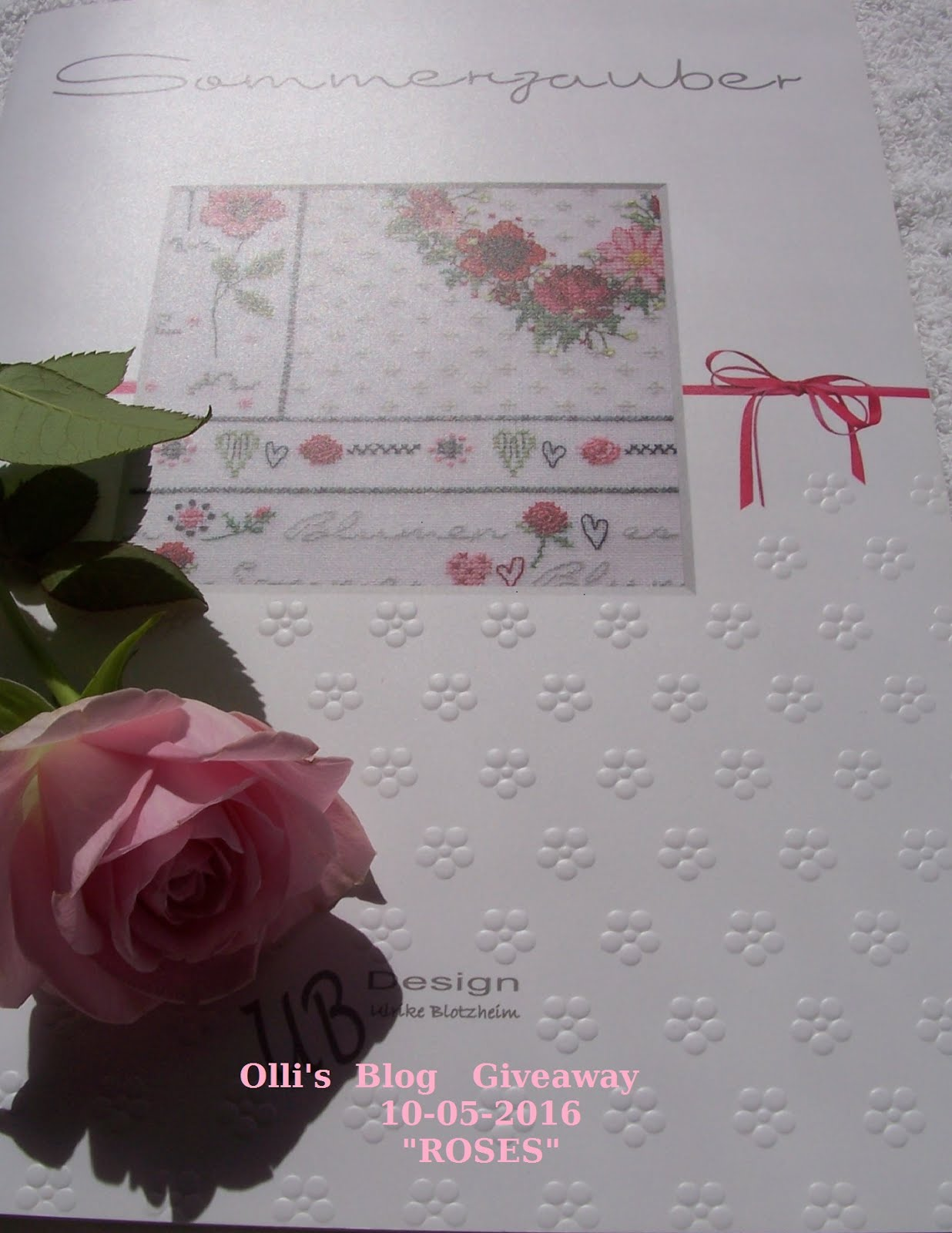 "Me to You 5 - Giveaway ""ROSES"" 10-5-2016"