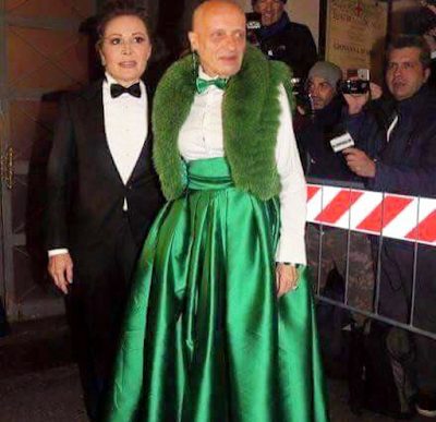 Daniela Santanchè Alessandro Sallusti