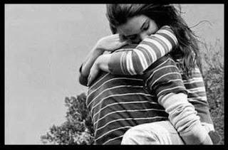 Cuando logras Abrazar a la persona que amas