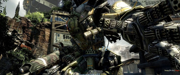 Titanfall Video Interview: Campaign Multiplayer, Balancing & More