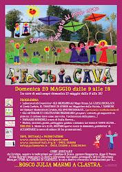 locandina Festa in Cava 2012