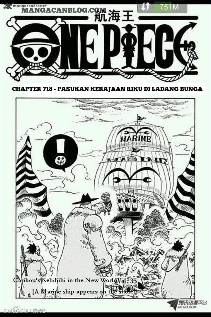 Komik one piece 718 - pasukan kerajaan riku di ladang bunga 719 Indonesia one piece 718 - pasukan kerajaan riku di ladang bunga Terbaru |Baca Manga Komik Indonesia|Mangacan
