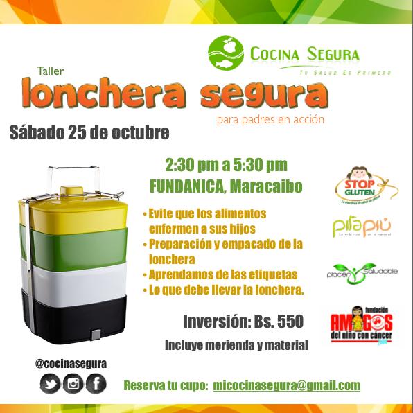 Maracaibo: Lonchera Segura