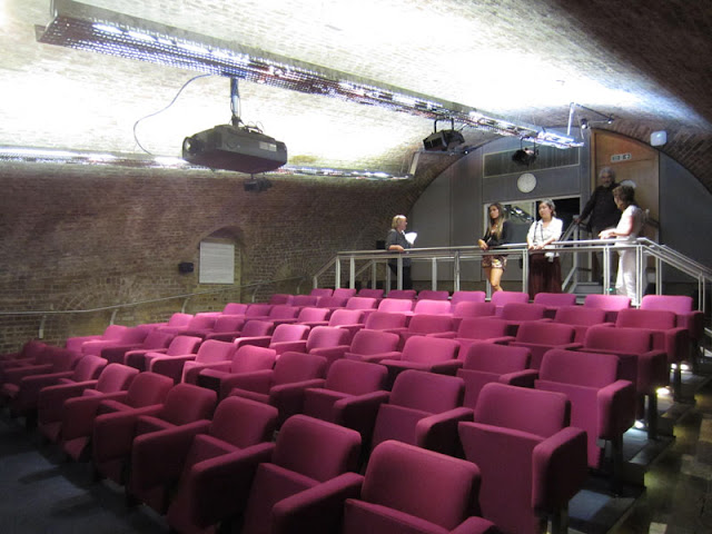 Durham Street Auditorium, RSA, Adelphi