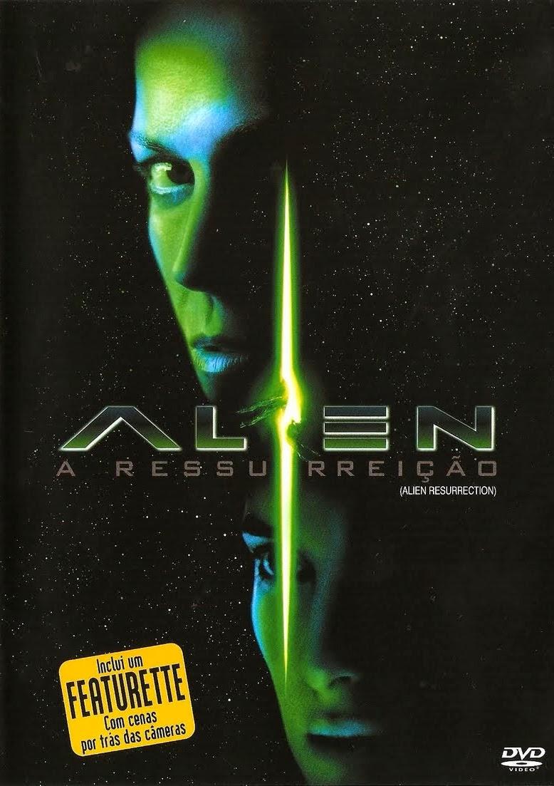 Alien 4: A Ressurreição – Legendado (1997)
