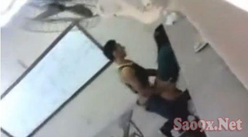 Video quay lén cặp teen làm tình trong lớp học