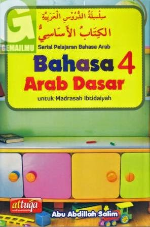 Bahasa Arab Dasar Untuk Madrasah Ibtidaiyah Kelas 4 At-Tuqa