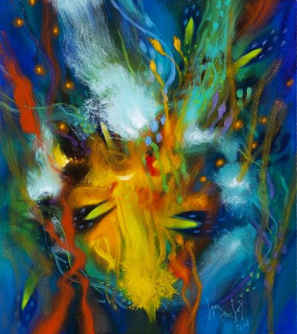 Pintura Moderna Y Fotograf A Art Stica Serie Abstractos