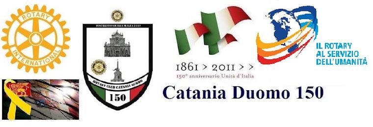 Rotary Catania Duomo 150
