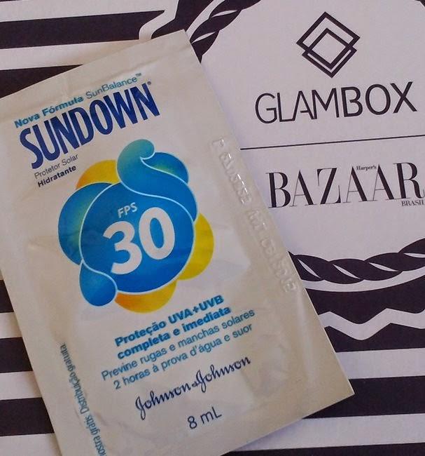 Glambox, Bazar, Lip Ice, Ricca, Lencinhos Umedecidos, quem disse berenice?, Sundown, Novex, Embeleze, Erva Doce, Shampoo, Condicionador, Delineador, Lápis, Resenha, Parceria,