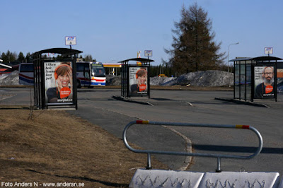 Pajala bussterminal