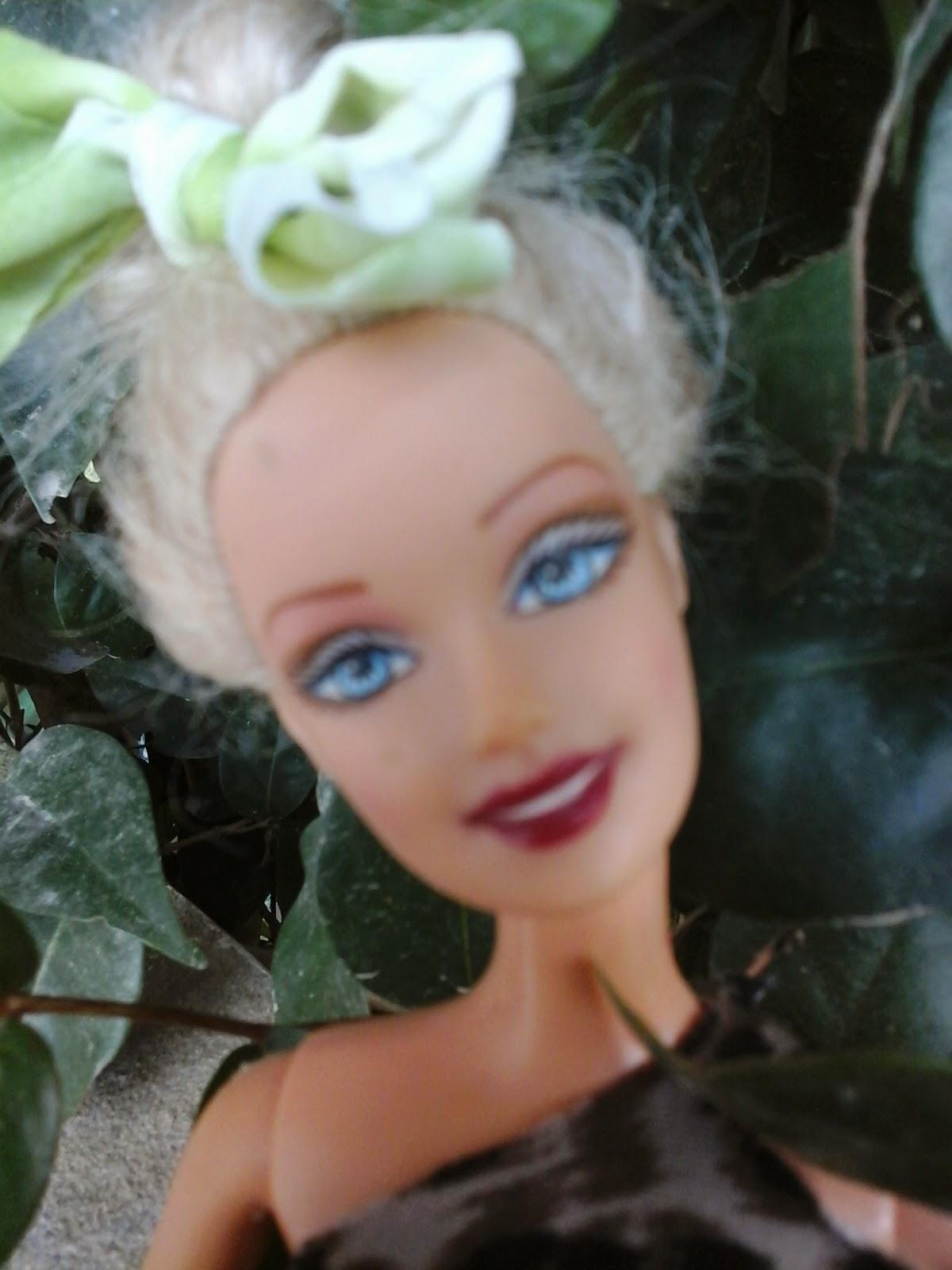 modelo de barbie