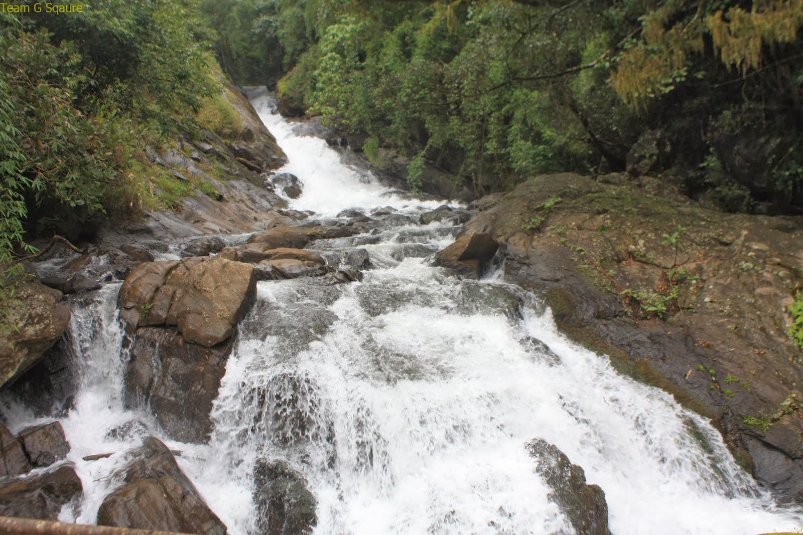 Waterfalls Madkeri