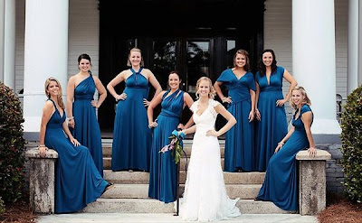 The Von Vonni Transformer Makes A Perfect Bridesmaid Dress Not Only Is It Available In Array Of Colors And Fit Sizes 0 12 Can Be D Twisted