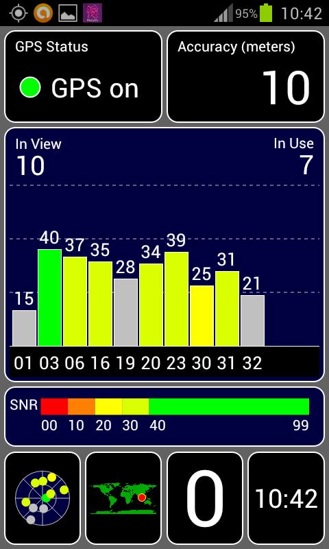 Meningkatkan Tingkat Keakuratan GPS Android