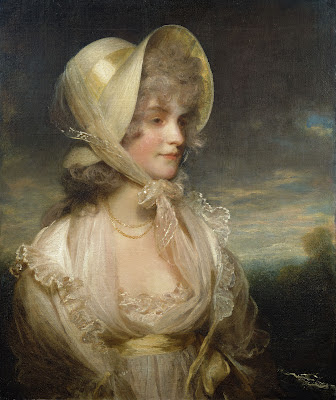 John Hoppner Lucy Byng One Objectivist's Art Object of the Day