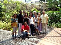 """Taller de """"Estrategias Lúdicas en el Aula"""" Centro de Estudios Che Guevara, Cuba mayo 2011"""