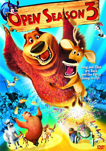 Open Season 3 DVDRip Audio Español Latino 2010