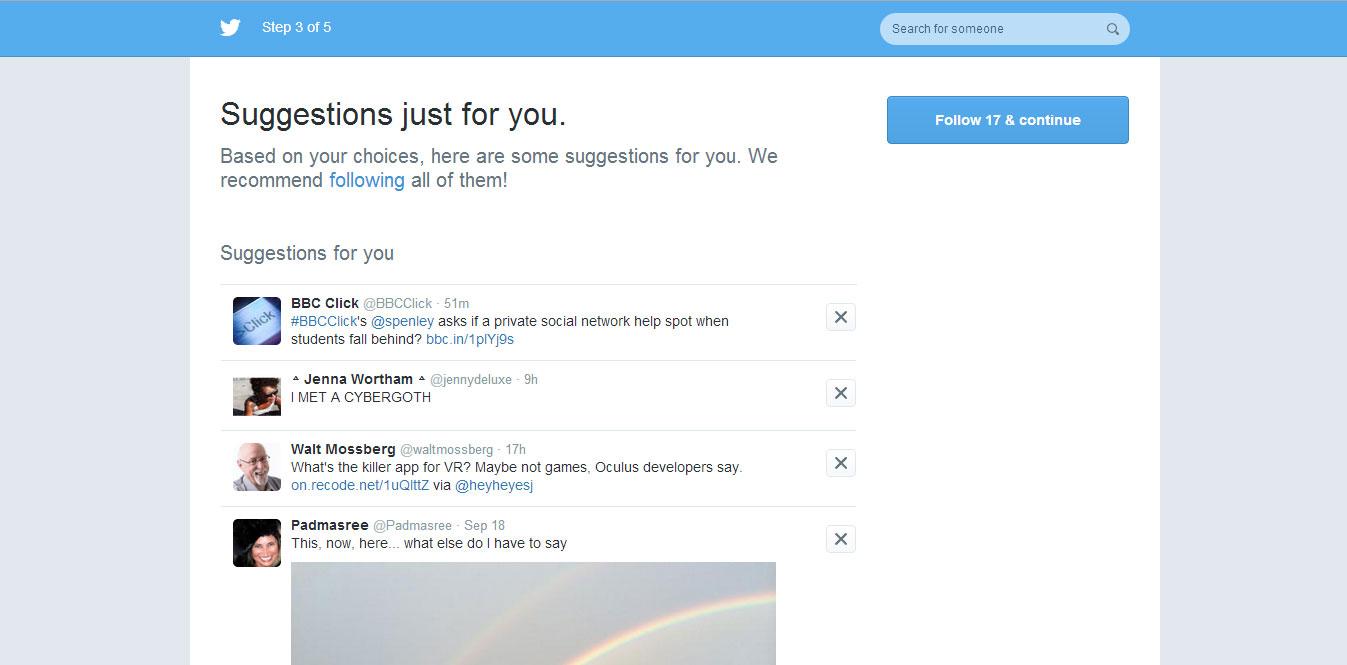 Cara Membuat Twitter 5