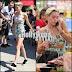 Miley Cyrus: La chica de los dólares en visita al supermercado con su madre Tish