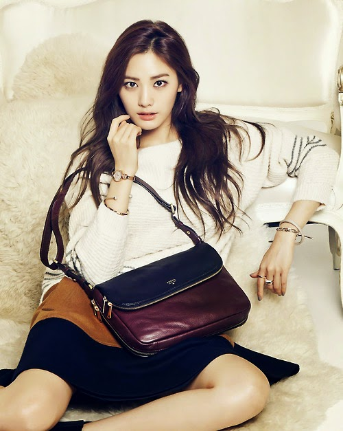 Nana After School - InStyle Magazine November Issue 2014