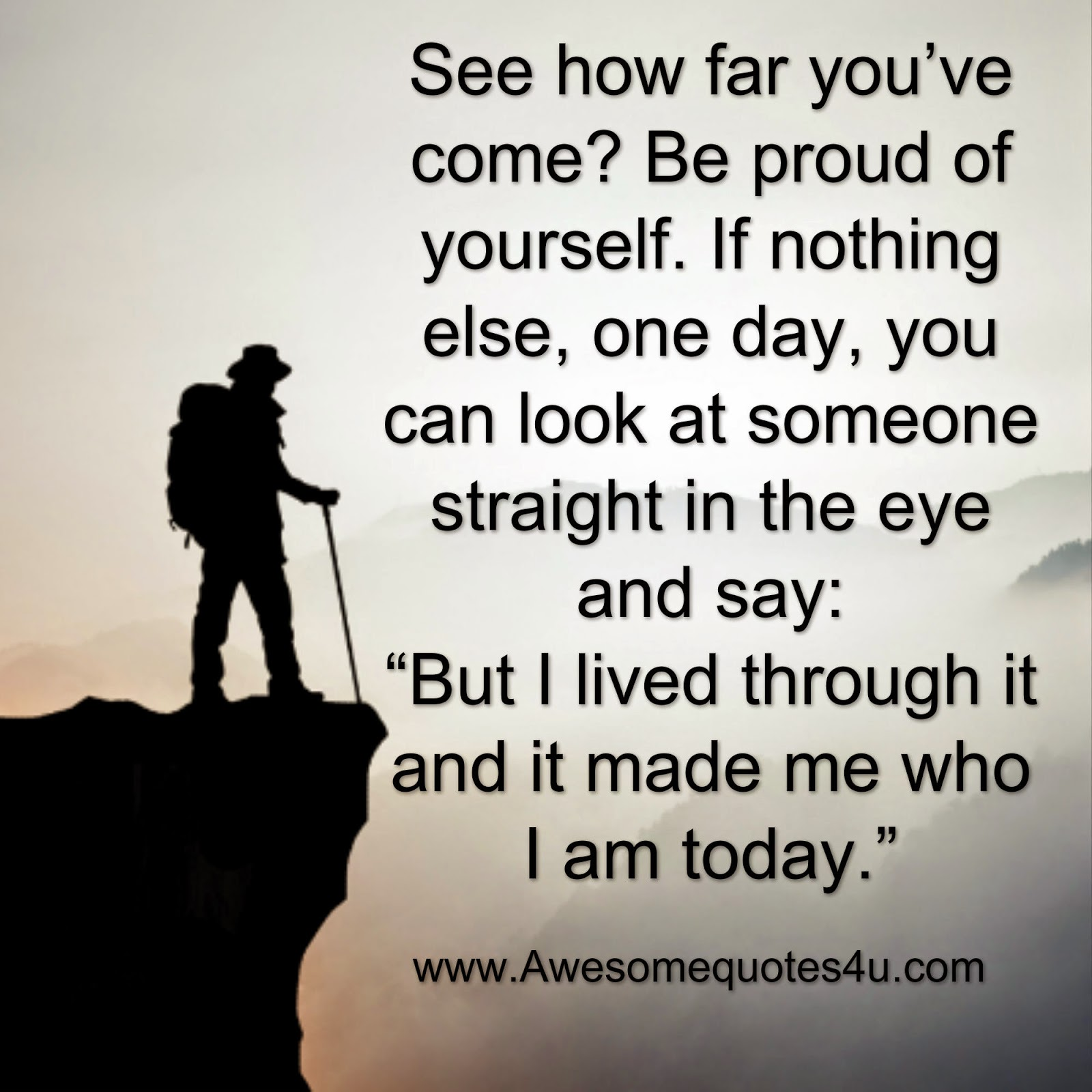 Quotes About Yourself (497 quotes)