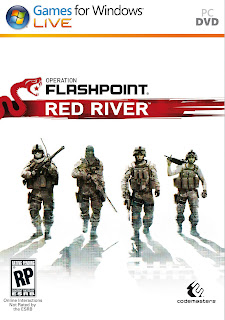 Operation Flashpoint Red River completo crack