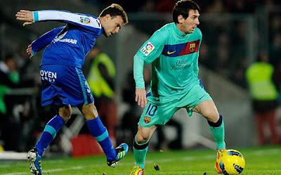 Getafe 1 - 0 Barcelona (2)
