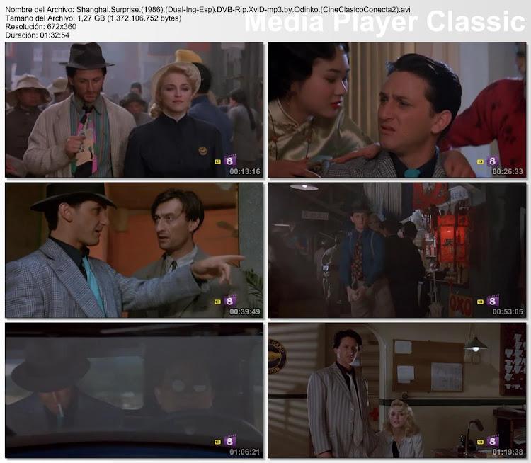 Imagenes de la película: Shanghai Surprise | 1986 | | MADONA