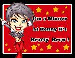 Winner! July 2012