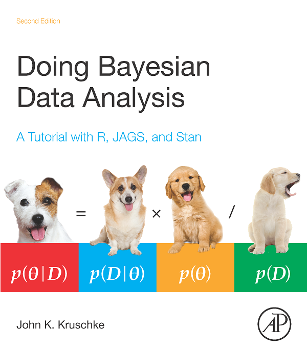 2nd Edition of Doing Bayesian Data Analysis available November 2014