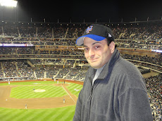 Pie- DarthMaz at Citi Field