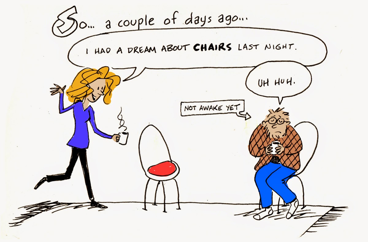 Mike Lynch Cartoons My Wifes Chair Fetish – Chair Fetish