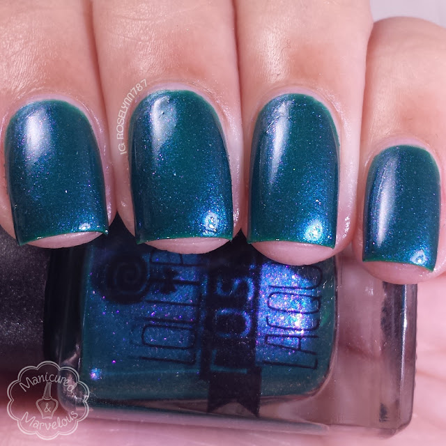Lollipop Posse Lacquer - My Drop of Living Water