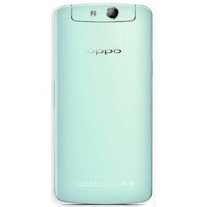 Oppo N1 mini (rear)
