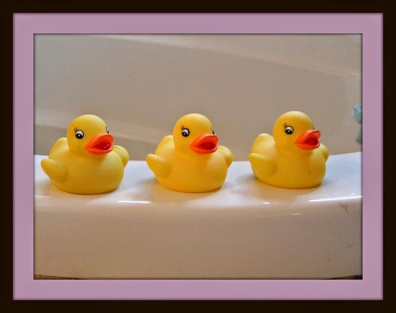 La hora del baño no mola