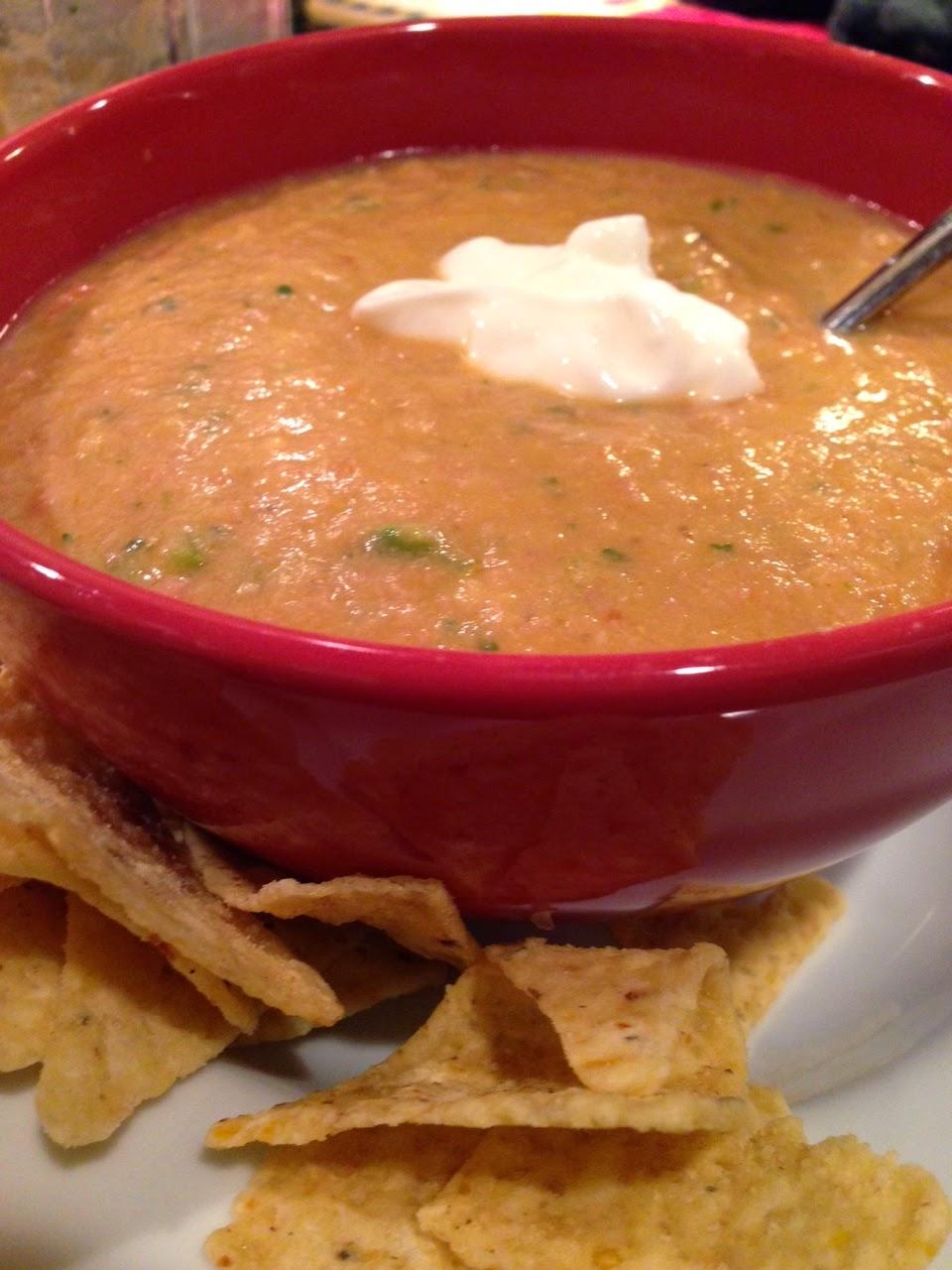 Vitamix, vitamix recipes, vitamix tortilla soup, homemade tortilla soup, vitamix tortilla, refurbished, refurbished vitamix