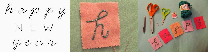 January Stitchalong on Feeling Stitchy