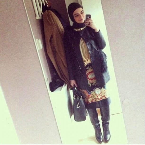 New Hijab 2014 Hijab Swag